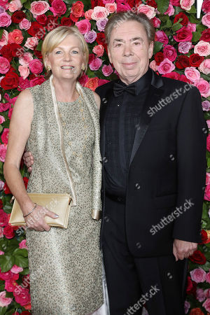 Madeleine Gurdon and Sir Andrew Lloyd Webber