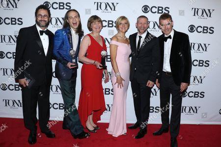 "Tony Kushner, Jordan Roth, Marianne Elliott, Tim Levy, Rufus Norris - ""Angels in America"""