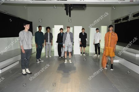 Stock Picture of Models