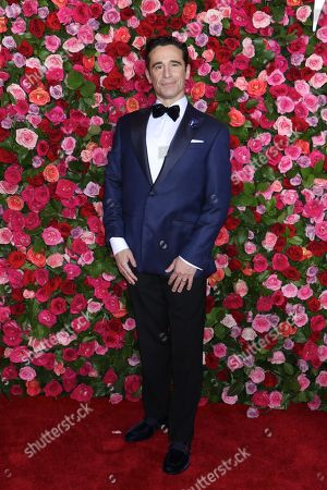 Editorial picture of 72nd Annual Tony Awards, Arrivals, New York, USA - 10 Jun 2018