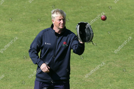 Lancashire head coach Glen Chapple during Lancashire CCC vs Essex CCC, Specsavers County Championship Division 1 Cricket at Emirates Old Trafford on 11th June 2018