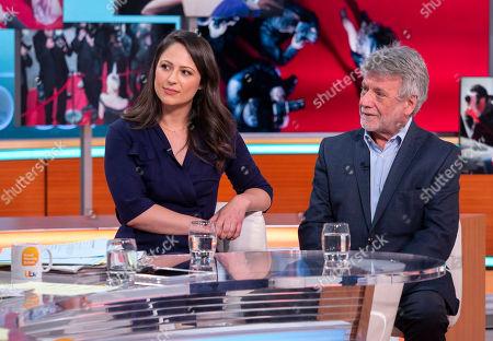Editorial photo of 'Good Morning Britain' TV show, London, UK - 11 Jun 2018