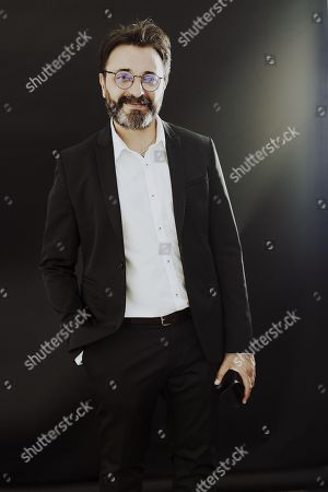 Editorial photo of Mohamed Ben Attia photo shoot, Cannes, France - 11 Jun 2018