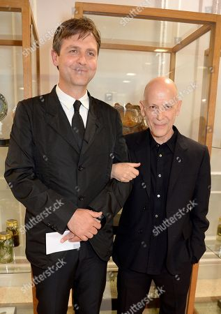 Stock Picture of Dickon Bowden and Adrian Joffe