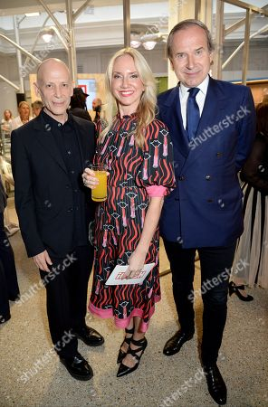 Editorial picture of Hello! Magazine x Dover Street Market 30th anniversary party, London, UK - 09 May 2018