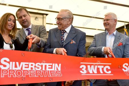 Larry Silverstein of Silverstein Properties