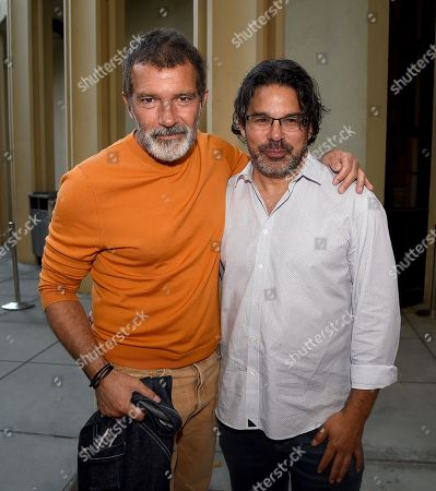 Antonio Banderas, Ken Biller