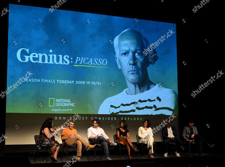 Editorial image of National Geographic's 'Genius: Picasso' FYC event, Los Angeles, USA - 10 Jun 2018