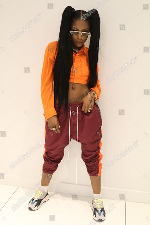 Stock Picture of Hood Celebrityy