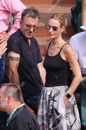 Tim Roth and his wife Nikki Butler