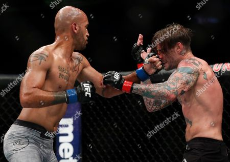 Editorial picture of UFC 225 Mixed Martial Arts, Chicago, USA - 09 Jun 2018