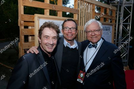 Stock Picture of Martin Short and Richard Lovett and Nicholas T. Goldsborough
