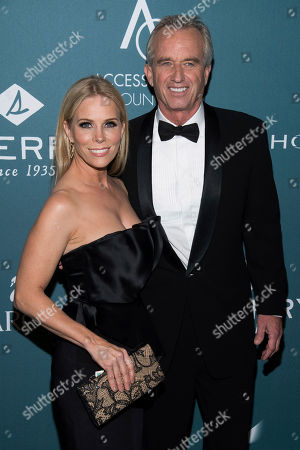 Cheryl Hines, Robert F. Kennedy, Jr. Cheryl Hines and Robert F. Kennedy, Jr. attend the 22nd annual ACE Awards at Cipriani 42nd Street, in New York