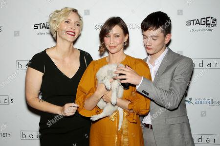Shana Feste (Director), Vera Farmiga, Lewis MacDougall