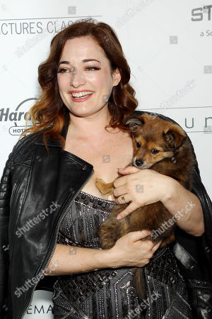 Stock Image of Laura Michelle Kelly