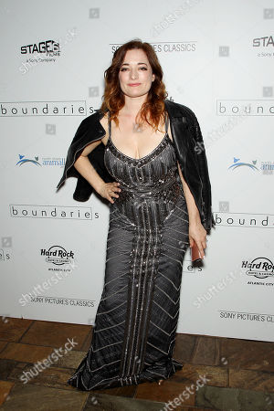 Editorial image of The Cinema Society with Hard Rock Hotel & Casino Atlantic City and North Shore Animal League America host a screening of Sony Pictures Classics' 'Boundaries', New York, USA - 11 Jun 2018