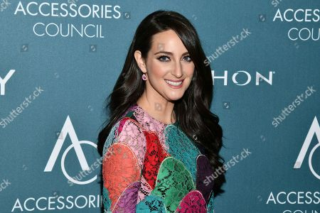 Micaela Erlanger attends the 22nd annual ACE Awards at Cipriani 42nd Street, in New York