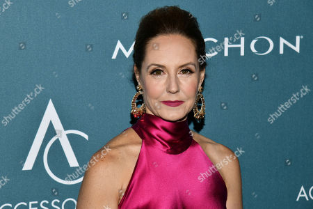 Karen Giberson attends the 22nd annual ACE Awards at Cipriani 42nd Street, in New York