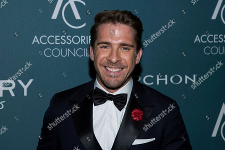 Hugh Sheridan attends the 22nd annual ACE Awards at Cipriani 42nd Street, in New York