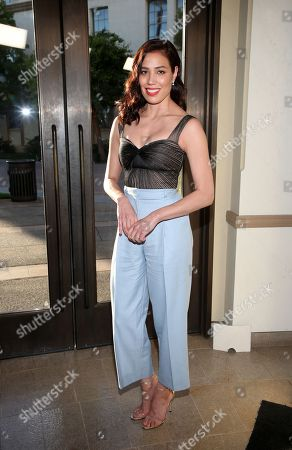 Editorial image of 'Yellowstone' TV show premiere, Arrivals, Los Angeles, USA - 11 Jun 2018