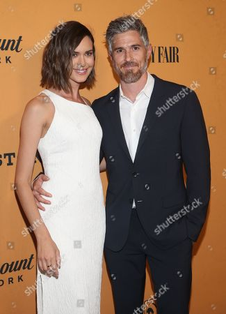 Odette Annable and Dave Annable
