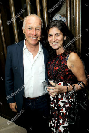 Editorial photo of The Cinema Society with Hard Rock Hotel & Casino Atlantic City and North Shore Animal League America host a screening of Sony Pictures Classics 'Boundaries' - After Party held at Penthouse of The Roxy, New York, USA - 11 Jun 2018