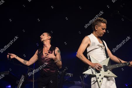 Depeche Mode - Dave Gahan & Martin Gore