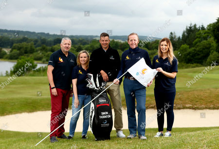 Editorial picture of 13th Annual PREM Group Charity Golf Classic, Tulfarris Hotel, Blessington, Ireland  - 12 Jun 2018