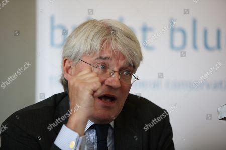 The RT. Hon Andrew Mitchell MP, former Secretary of State for International Development