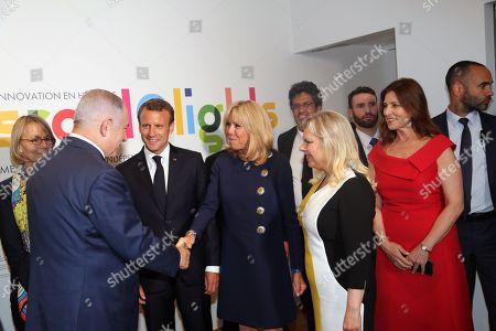 Editorial image of Israeli Prime Minister Benjamin Netanyahu visit to Paris, France - 05 Jun 2018