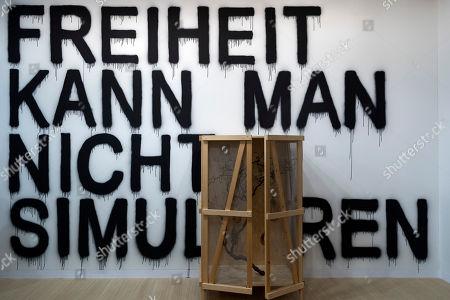 Editorial image of Art Basel, Switzerland - 12 Jun 2018