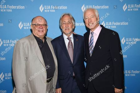 Editorial photo of UJA-Federation Music Visionary of the Year Award Luncheon, New York, USA - 12 Jun 2018