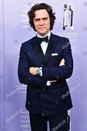 Editorial photo of Fragrance Foundation Awards, Arrivals, New York - 12 Jun 2018