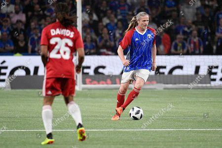 Editorial photo of France98 vs FIFA98, Paris, France - 12 Jun 2018