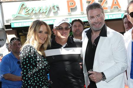 Kelly Preston, John A Gotti., John Travolta
