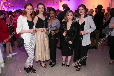 Editorial picture of 'The Prime of Miss Jean Brodie' party, After Party, London, UK - 12 Jun 2018