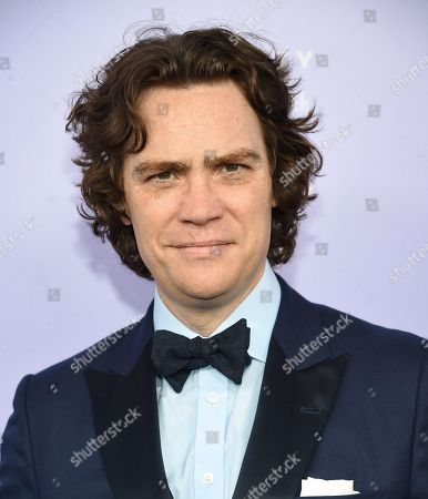 Stock Image of Esquire editor-in-chief Jay Fielden attends the Fragrance Foundation Awards at Alice Tully Hall, in New York