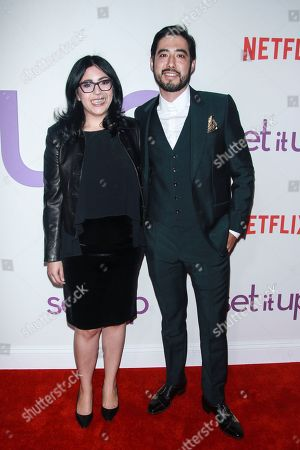 Editorial picture of 'Set It Up' film screening, New York, USA - 12 Jun 2018
