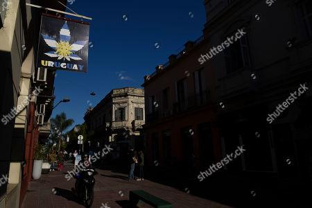 Editorial photo of Marijuana Shortage, Montevideo, Uruguay - 09 Jun 2018