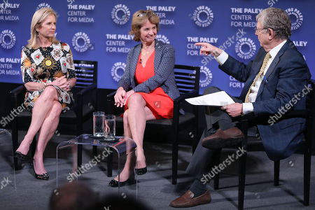 Editorial picture of PaleyLive Presents - The Unseen Robert F. Kennedy, New York, USA - 12 Jun 2018