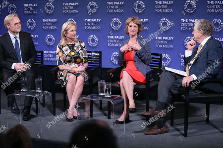 Lawrence O'Donnell, Kerry Kennedy, Kathleen Kennedy Townsend and Jeff Greenfield