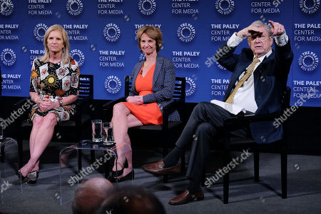 Kerry Kennedy, Kathleen Kennedy Townsend and Jeff Greenfield