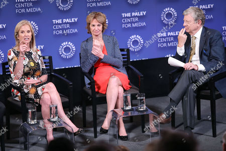Editorial image of PaleyLive Presents - The Unseen Robert F. Kennedy, New York, USA - 12 Jun 2018