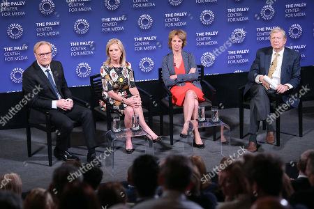 Stock Image of Lawrence O'Donnell, Kerry Kennedy, Kathleen Kennedy Townsend and Jeff Greenfield
