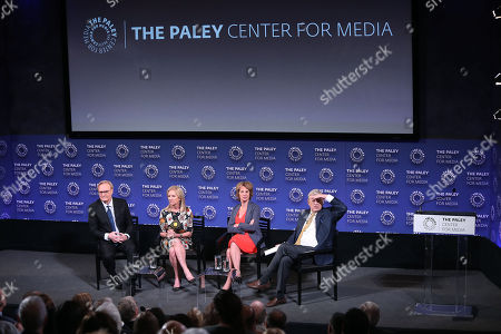 Stock Photo of Lawrence O'Donnell, Kerry Kennedy, Kathleen Kennedy Townsend and Jeff Greenfield