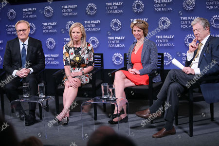 Stock Picture of Lawrence O'Donnell, Kerry Kennedy, Kathleen Kennedy Townsend and Jeff Greenfield