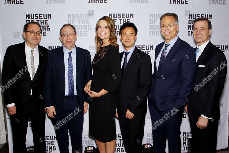 Editorial image of Museum of The Moving Image Honors Dexter Goei of Altice and Jake Tapper of CNN at 2018 Annual Benefit, New York, USA - 12 Jun 2018