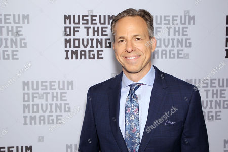 Editorial photo of Museum of The Moving Image Honors Dexter Goei of Altice and Jake Tapper of CNN at 2018 Annual Benefit, New York, USA - 12 Jun 2018