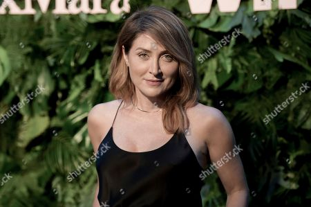 Sasha Alexander attends the Vanity Fair x Max Mara Women In Film Event at Chateau Marmont Hotel, in West Hollywood, Calif