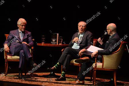 Bill Clinton, James Patterson, Brad Meltzer